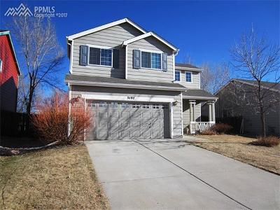 Single Family Home Sold: 5197 Mountain Air Circle