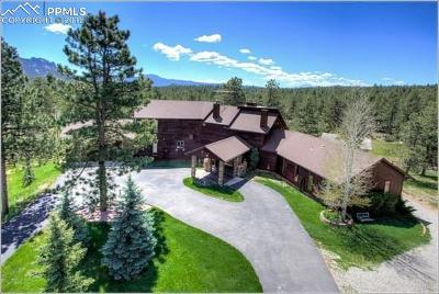 Single Family Home For Sale: 21606 Spring Creek Road