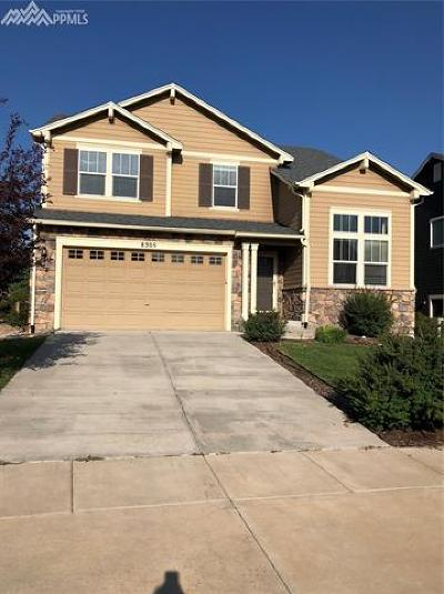 Single Family Home For Sale: 8305 Winding Passage Drive
