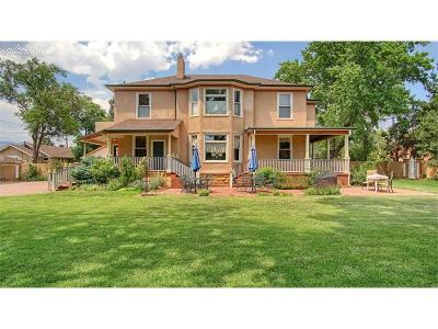 Colorado Springs Single Family Home For Sale: 2220 N Cascade Avenue