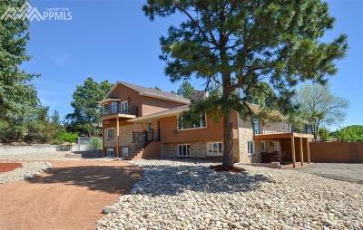 El Paso County Single Family Home For Sale: 3202 Bella Cima Drive