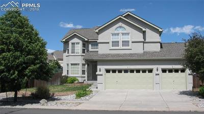 Colorado Springs CO Single Family Home For Sale: $375,000
