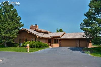 Kissing Camels Single Family Home For Sale: 1530 Camel Drivers Lane