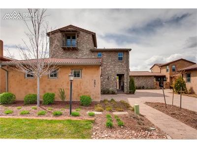 Colorado Springs Single Family Home For Sale: 3671 Tuscanna Grove