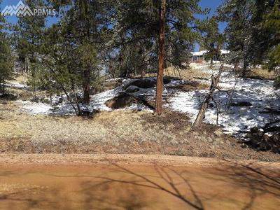 Florissant Residential Lots & Land For Sale: 178 Pinon Lane