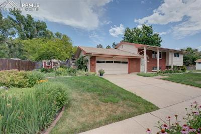 Single Family Home Under Contract - Showing: 1367 Mears Drive