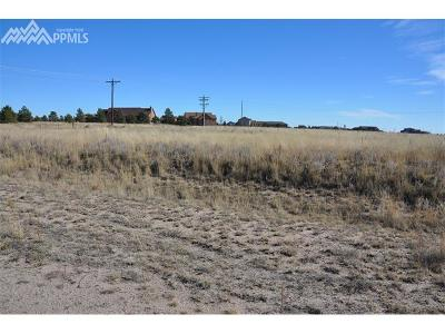 El Paso County Residential Lots & Land For Sale: 00 Bahama Drive