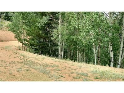 Cripple Creek Residential Lots & Land For Sale: 105 Granite Court