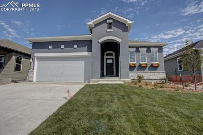 Colorado Springs Single Family Home For Sale: 6524 Courtland Place