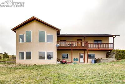 Douglas County, El Paso County, Park County, Teller County Single Family Home For Sale: 5346 Best Road