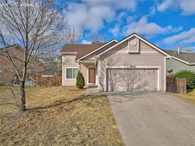 Single Family Home For Sale: 4779 Ardley Drive