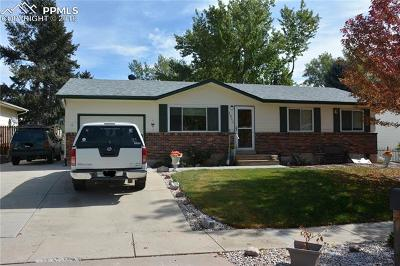 Single Family Home For Sale: 1311 Lewis Lane
