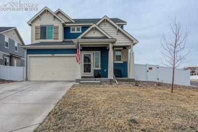Single Family Home For Sale: 7907 Moondance Trail
