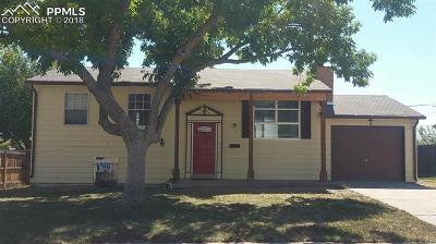Pueblo Single Family Home For Sale: 15 Normandy Circle