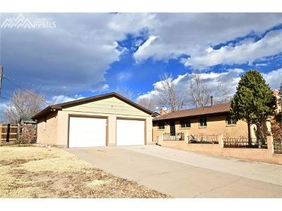 Single Family Home For Sale: 2 N Roosevelt Street