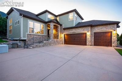 Colorado Springs Single Family Home For Sale: 6040 Hardwick Drive