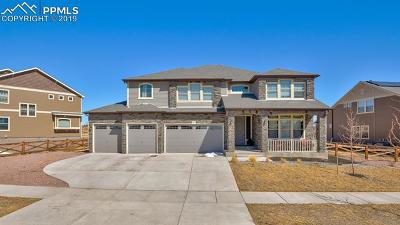 Colorado Springs CO Single Family Home For Sale: $589,900