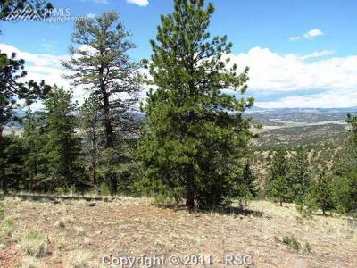 Cripple Creek Residential Lots & Land For Sale: Lot 5 Spring Canyon Road