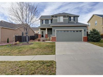 Colorado Springs CO Single Family Home For Sale: $295,000