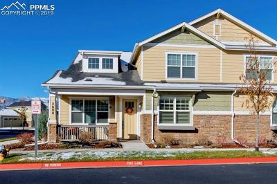 Colorado Springs Condo/Townhouse Under Contract - Showing: 2808 Lewis Meadows View