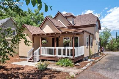 Colorado Springs Residential Income For Sale: 6 W Brookside Street