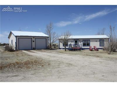 Single Family Home For Sale: 1820 Awesome View