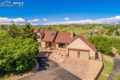 Castle Rock Single Family Home For Sale: 9053 Clydesdale Road