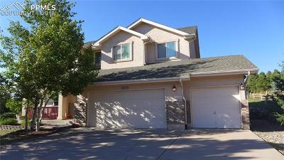 Monument Single Family Home For Sale: 1610 Plowman Place
