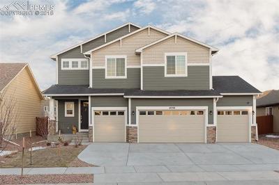 Peyton Single Family Home For Sale: 10298 Boulder Ridge Drive
