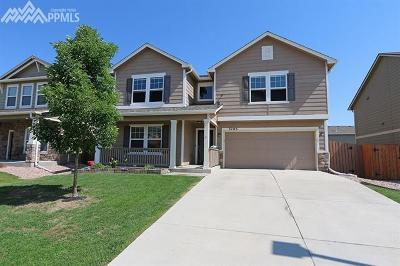 Colorado Springs Single Family Home For Sale: 3703 Winter Sun Drive