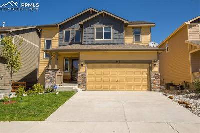 Single Family Home For Sale: 944 Deschutes Drive
