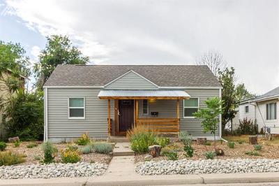 Single Family Home For Sale: 1765 Trenton Street