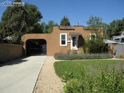 Colorado Springs Residential Income For Sale: 1822 S 8th Street