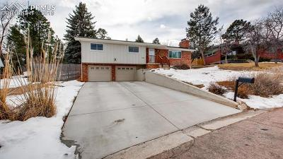 Single Family Home For Sale: 514 Argus Drive