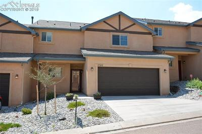 Mountain Shadows Condo/Townhouse For Sale: 5745 Canyon Reserve Heights