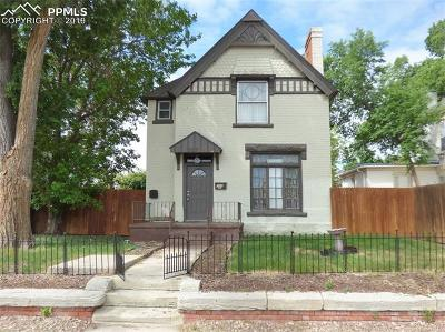 Pueblo Single Family Home Under Contract - Showing: 307 E Orman Avenue