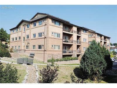 Colorado Springs Condo/Townhouse For Sale: 3765 Hartsock Lane #201