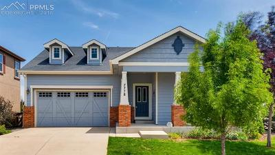 Colorado Springs CO Single Family Home For Sale: $370,000