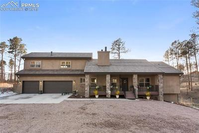 Single Family Home For Sale: 13210 W Ravine Drive
