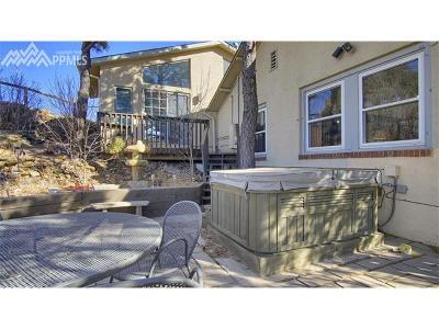 Colorado Springs Single Family Home For Sale: 23 Cragmor Village Road