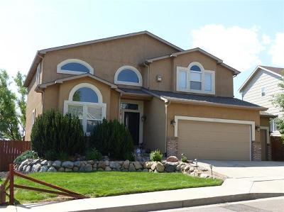 Colorado Springs Single Family Home For Sale: 1555 W Costilla Street