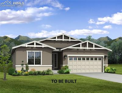 Colorado Springs CO Single Family Home For Sale: $414,250