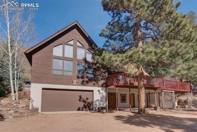 Single Family Home For Sale: 5365 Rampart Terrace Road