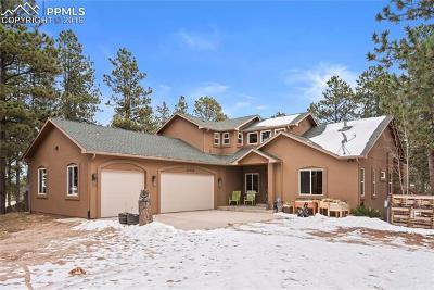Colorado Springs CO Single Family Home For Sale: $999,900