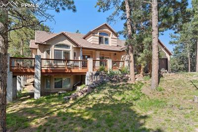Colorado Springs CO Single Family Home For Sale: $975,000