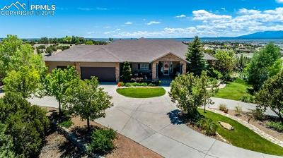 Pueblo West Single Family Home For Sale: 322 S Tejon Lane