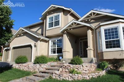 Colorado Springs Single Family Home For Sale: 2907 Glen Arbor Drive