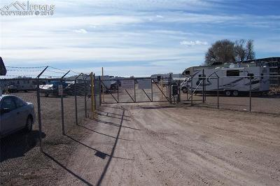 Colorado Springs Commercial For Sale: 8035 Vollmer Place