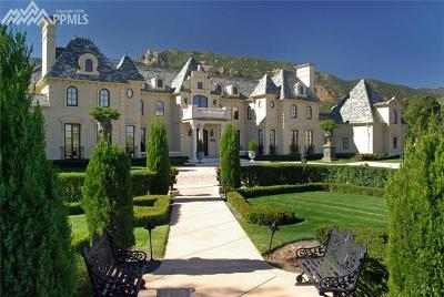 Colorado Springs Single Family Home For Sale: 3590 Maison View