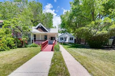 Colorado Springs Residential Income Under Contract - Showing: 520 W Pikes Peak Avenue